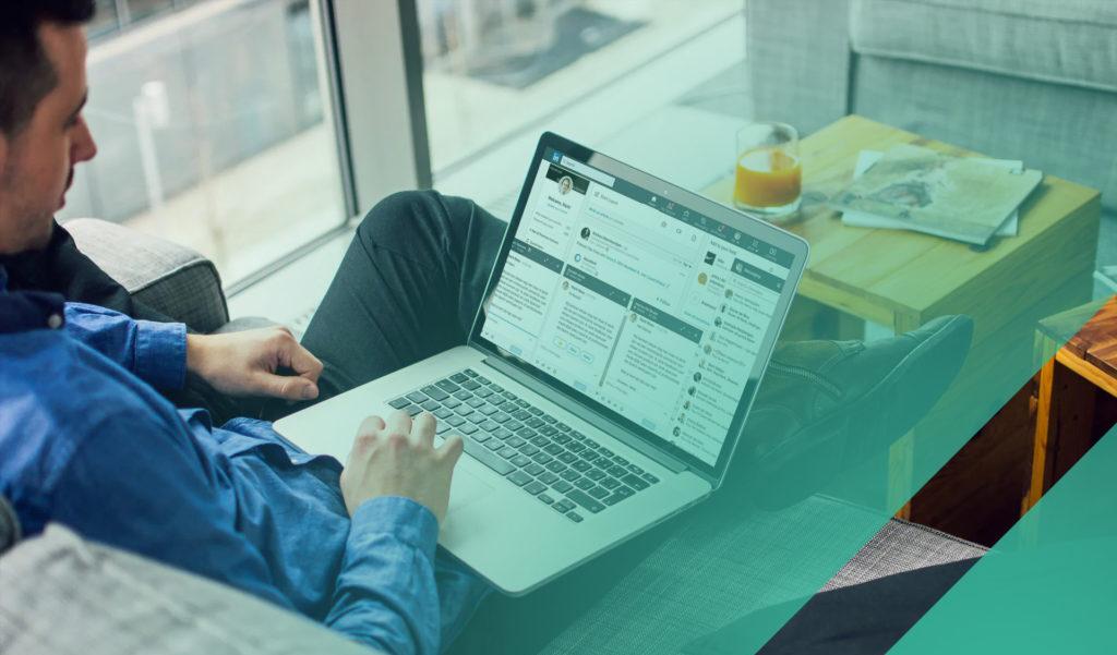 Linkedin berichten verzenden Saleshackrs